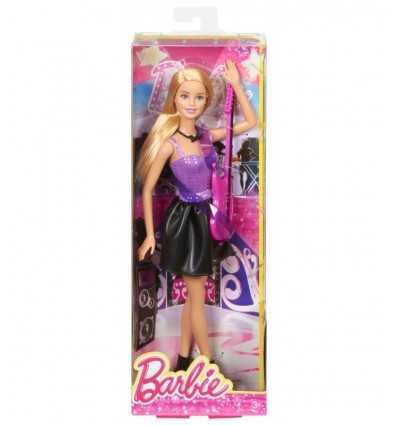 Poupée Barbie, je peux être la star du rock CFR03/CFR05 Mattel- Futurartshop.com