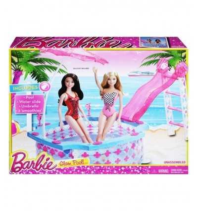 Barbie Glam pool CGG91 Mattel- Futurartshop.com