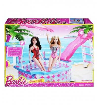 Piscina Glam di Barbie CGG91 Mattel-Futurartshop.com