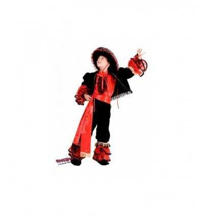 Costume carnevale Ballerino di Flamenco 8952 Veneziano-Futurartshop.com