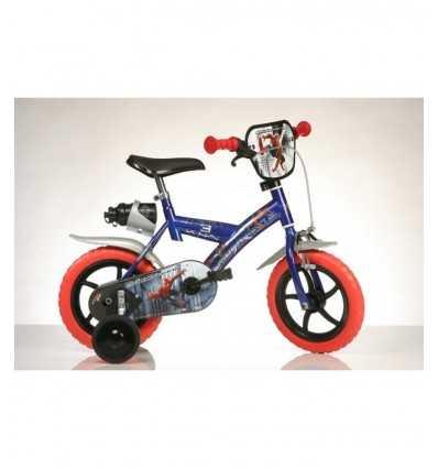 12 Spiderman vélo 03680 Stamp- Futurartshop.com