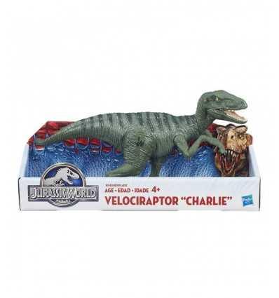 Jura Dinosaurier Velociraptor Welt Charlie B1139EU40/B1140 Hasbro- Futurartshop.com