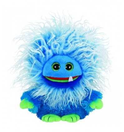 Fang crépus en peluche bleu 15 cm 37132 - Futurartshop.com
