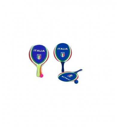 Paire de raquettes en bois, Italie 03712 Mazzeo- Futurartshop.com