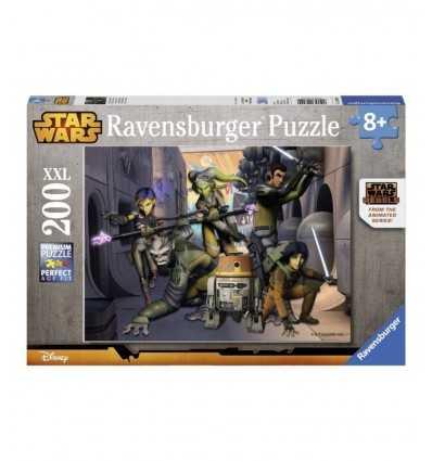 Puzzle begins the 200 pieces star wars rebellion 12809 Ravensburger- Futurartshop.com