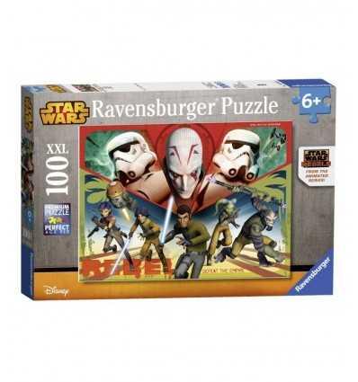 rompecabezas de piezas de star wars rebel heroes 100 10563 Ravensburger- Futurartshop.com