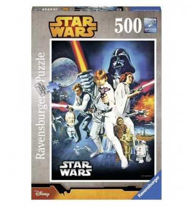 star wars Gwiezdne wojny jigsaw puzzle 500 sztuk 14662 Ravensburger- Futurartshop.com