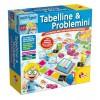 Homme Little man Tate tables de multiplication et de Troubles 48885 Lisciani- Futurartshop.com