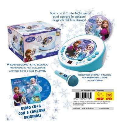 Canta ту frozen NCR02380 Giochi Preziosi- Futurartshop.com