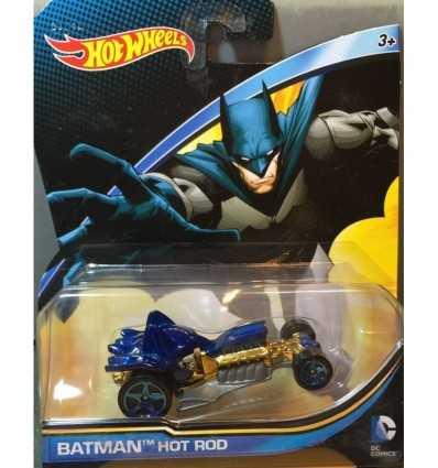 Hot Wheels Batman Zeichen Mini Auto Y0758/BDM70 Mattel- Futurartshop.com