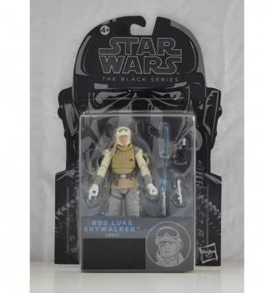 Personnage de Star Wars Luke Skywalker Black Series A5077E50G/A8056 Hasbro- Futurartshop.com