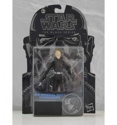Star Wars Black series personaggio Imperial Navy commander A5077E50G/A9112 Hasbro-Futurartshop.com