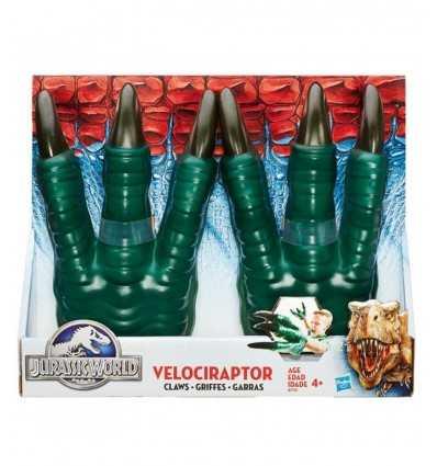 Jurassic World Artigli Velociraptor B1751EU40 Hasbro-Futurartshop.com