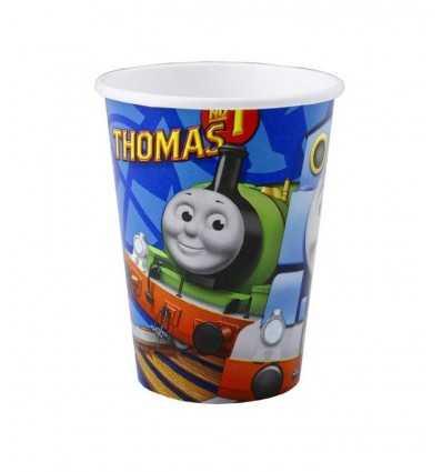 10 bicchieri Thomas e frineds 116142 Magic World Party-Futurartshop.com