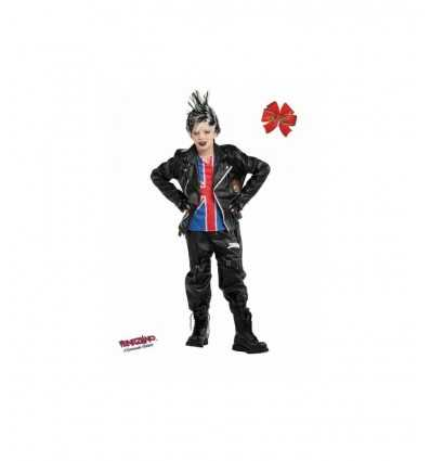 Costume carnevale Punk 53227 Veneziano- Futurartshop.com