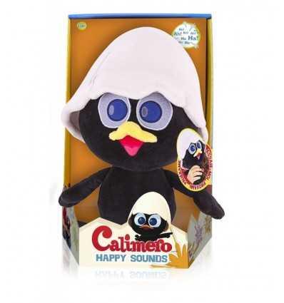 Pluszowe japońską kreskówkę Calimero szczęśliwy dźwięki 415010CO IMC Toys- Futurartshop.com