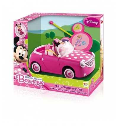 Auto radiocomandata di Minnie con personaggio 181199MI2 IMC Toys-Futurartshop.com
