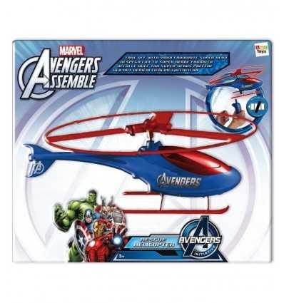 Avengers starten Hubschrauber set 390034AV1 IMC Toys- Futurartshop.com