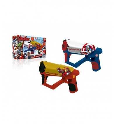 Vengeurs laser canons avec lumières et sons 390188AV1 IMC Toys- Futurartshop.com