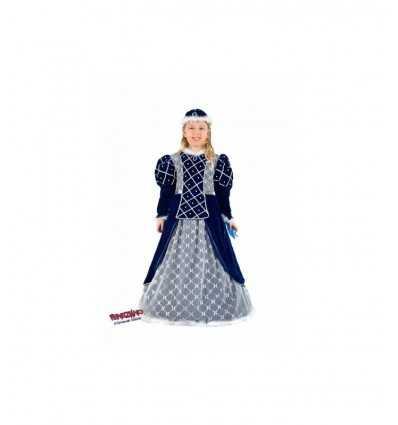 Costume carnevale ducessa d olanda in velluto 1024 Veneziano- Futurartshop.com