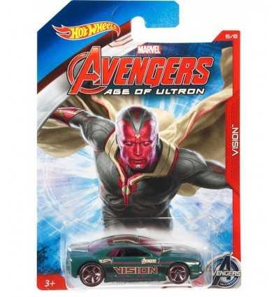 Hot Wheels auto Vision karaktär CGB81/CGB86 Mattel- Futurartshop.com