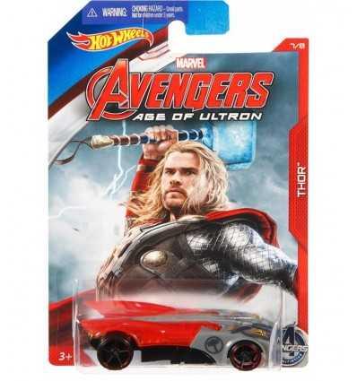 Hot Wheels auto caractère Thor CGB81/CGB88 Mattel- Futurartshop.com