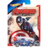 Hot Wheels auto karaktären Captain America CGB81/CGB83 Mattel- Futurartshop.com