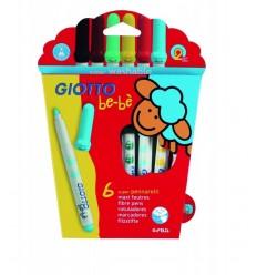 Impressions couleur 6 congelés définir giotto