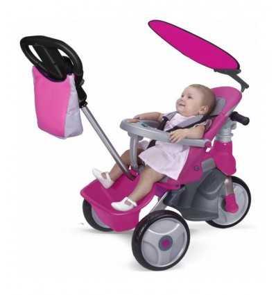 Rosa bebé Trike fácil evolución 800009561 Famosa- Futurartshop.com