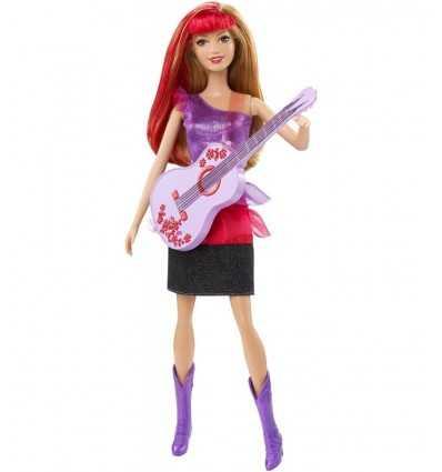 Barbie doll with guitar CKB60/CKB63 Mattel- Futurartshop.com