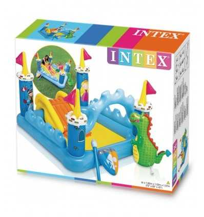 Bouncy Castle spielen center 57138 Intex- Futurartshop.com