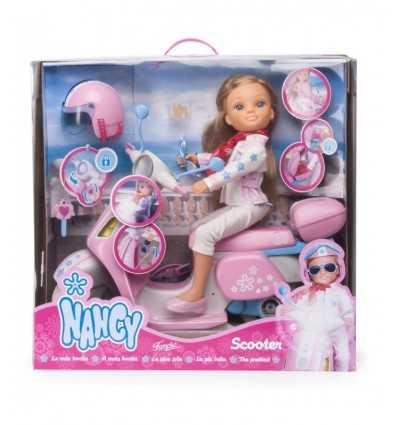 Nancy różowy skuter 700008560 Famosa- Futurartshop.com