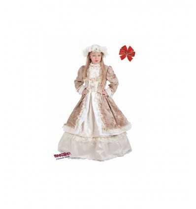 Carnaval traje de Lady Diana 05135 Veneziano- Futurartshop.com