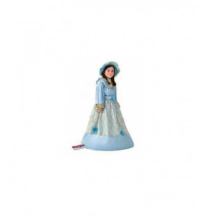 Costume carnevale Lady isabell in velluto 1090 Veneziano- Futurartshop.com