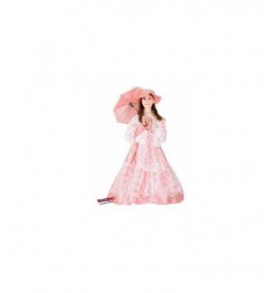 Costume carnevale Lady corsara Rossella 2091 Veneziano- Futurartshop.com