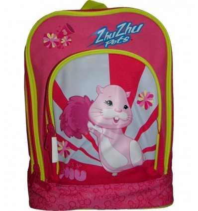 zhu zhu pets pink backpack LSC12412 Giochi Preziosi- Futurartshop.com