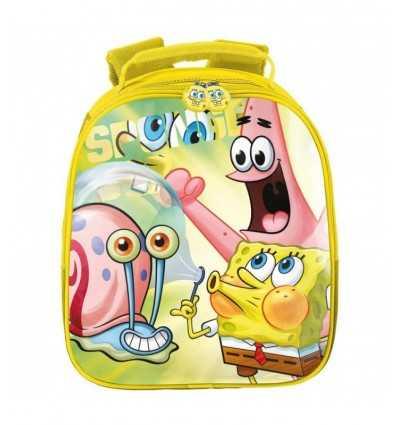 Asylum Spongebob basic backpack 141055 Accademia- Futurartshop.com