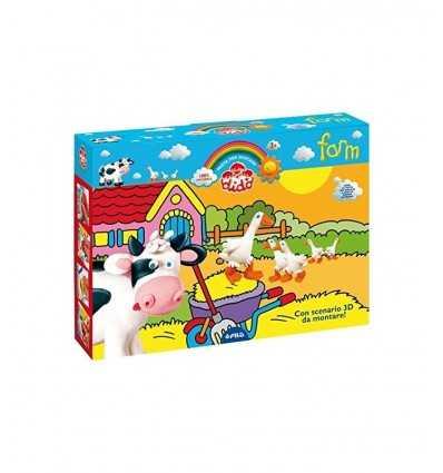 modelado pasta Abu granja 373500 Fila- Futurartshop.com