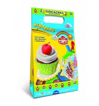 pâte de modélisation Abu mon gâteau recettes 399100 Fila- Futurartshop.com