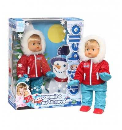 Cicciobello marche sur la neige GPZ18261 Giochi Preziosi- Futurartshop.com