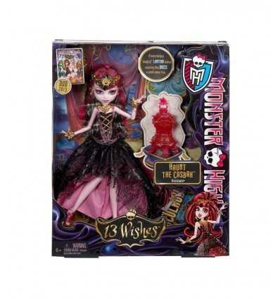 Potwór wysokiej lalka Draculaura pragnie 13 Y7702/Y7703 Mattel- Futurartshop.com