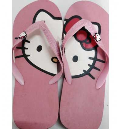 Hello kitty flip-flops-różowy 40 41 WA630 ROS 40 41 Cerdà- Futurartshop.com
