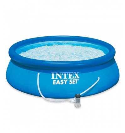 Бассейн с фильтром насос 244 x 76 см 28112 Intex- Futurartshop.com