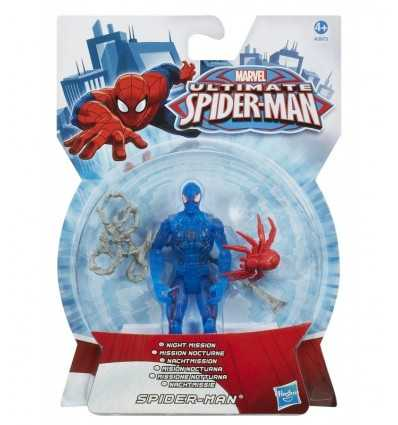 spiderman all star missione notturna con ragnatela A3974E350/A3973 Hasbro-Futurartshop.com