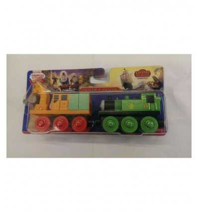 Thomas plus oliver pelle Locomotives & oliver CDK37 Mattel- Futurartshop.com
