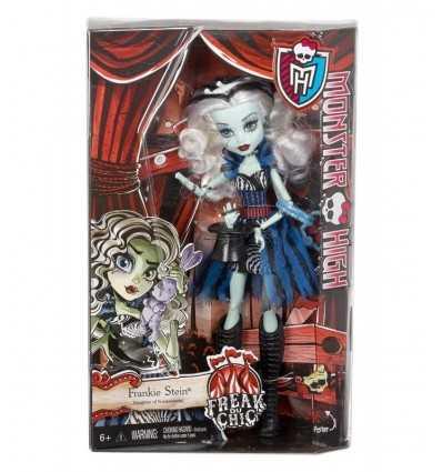 du haut de poupée monstre freak chic Frankie Stein CHY01/CHX98 Mattel- Futurartshop.com