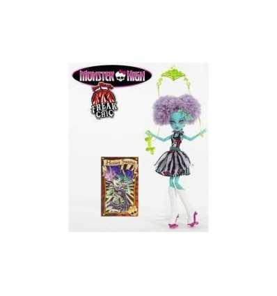 монстр высокой кукла дю урод шик мед болото CHY01/CHX93 Mattel- Futurartshop.com