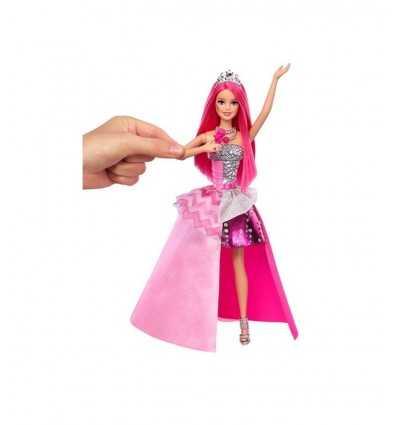Barbie Princess sjunger rock verkligen CMR84 Mattel- Futurartshop.com