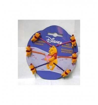 Pedazo de winnie de pooh 6 accesorios cabello 3384370058647 Dedit- Futurartshop.com