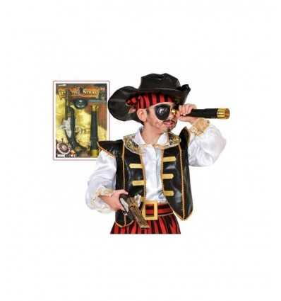 Set pirata dei caraibi AC27 Veneziano- Futurartshop.com